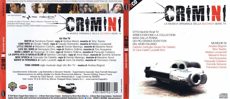 CRIMINI - WARNER