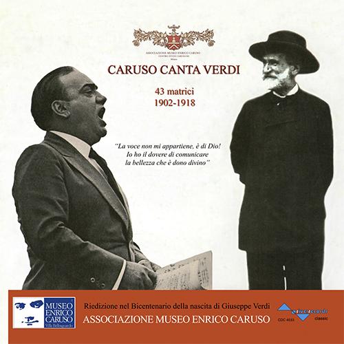 CARUSO CANTA VERDI - 2 CD