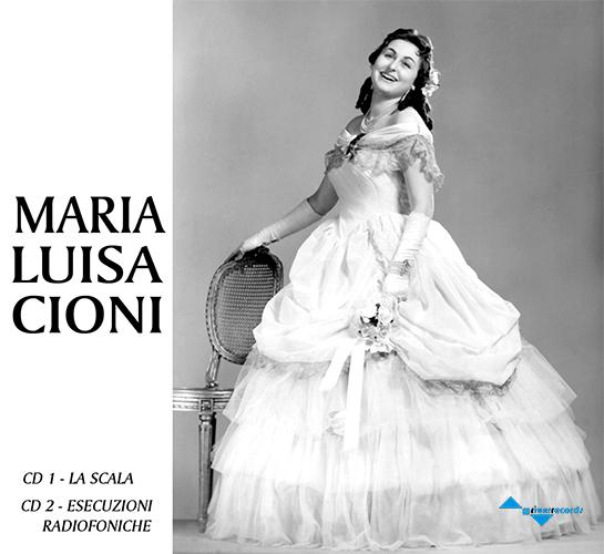 MARIA LUISA CIONI - 2 CD
